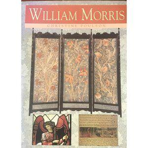 Art & Crafts Movement William Morris Hardcover